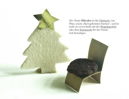 Alle Jahre wieder: Weihnachtsplätzchen aus Hülsenfrüchten