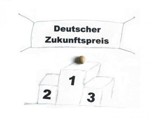 Deutscher Zukunftspreis für die Lupine