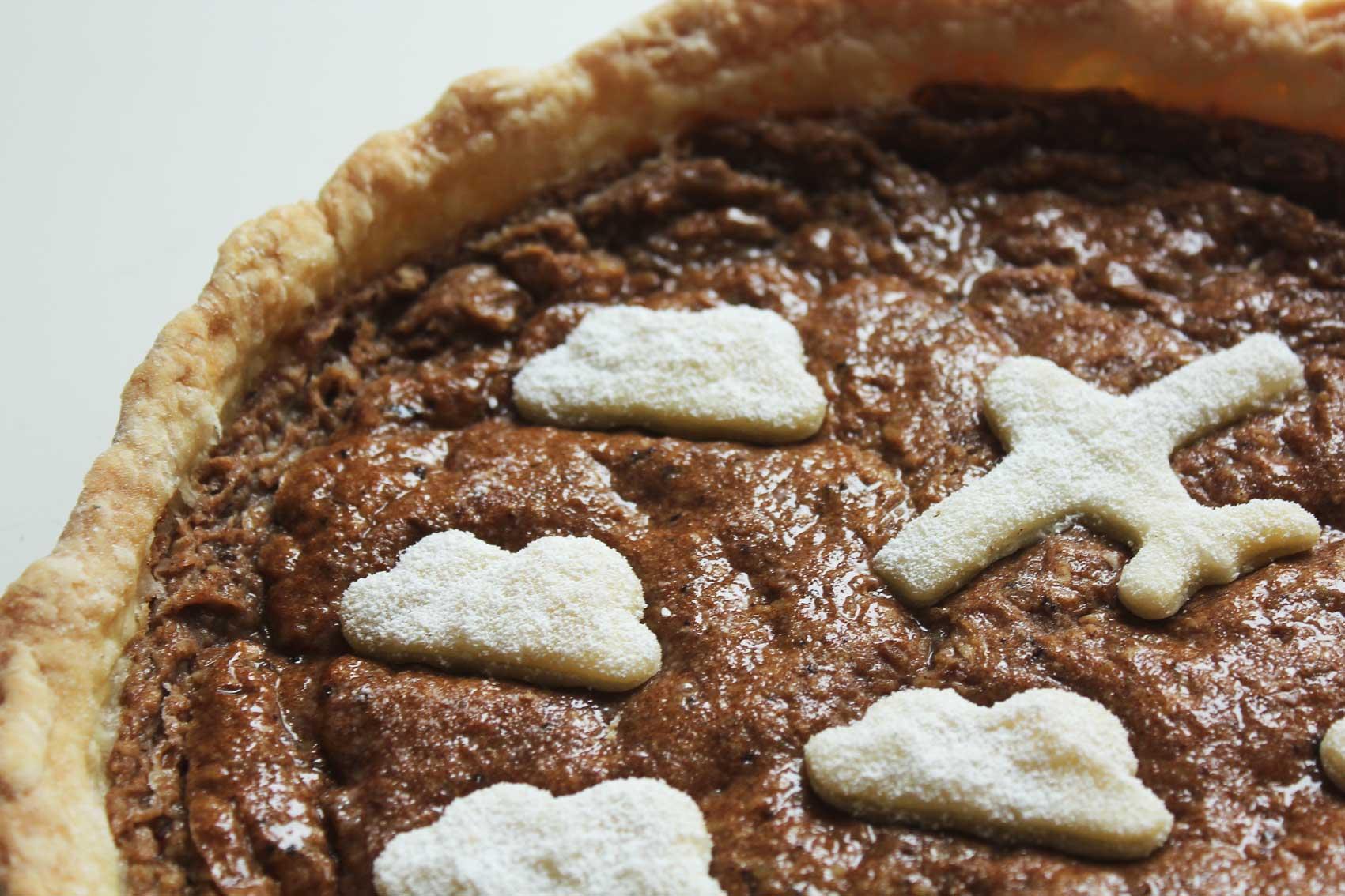 Bohnen-Pie