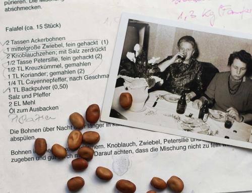 """Aufruf """"Gerichte mit Geschichte"""""""